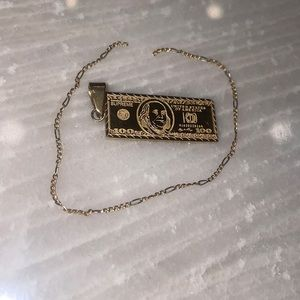 $100 gold necklace chain